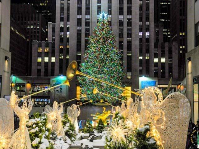 Nadal Nova York Panda Viatges