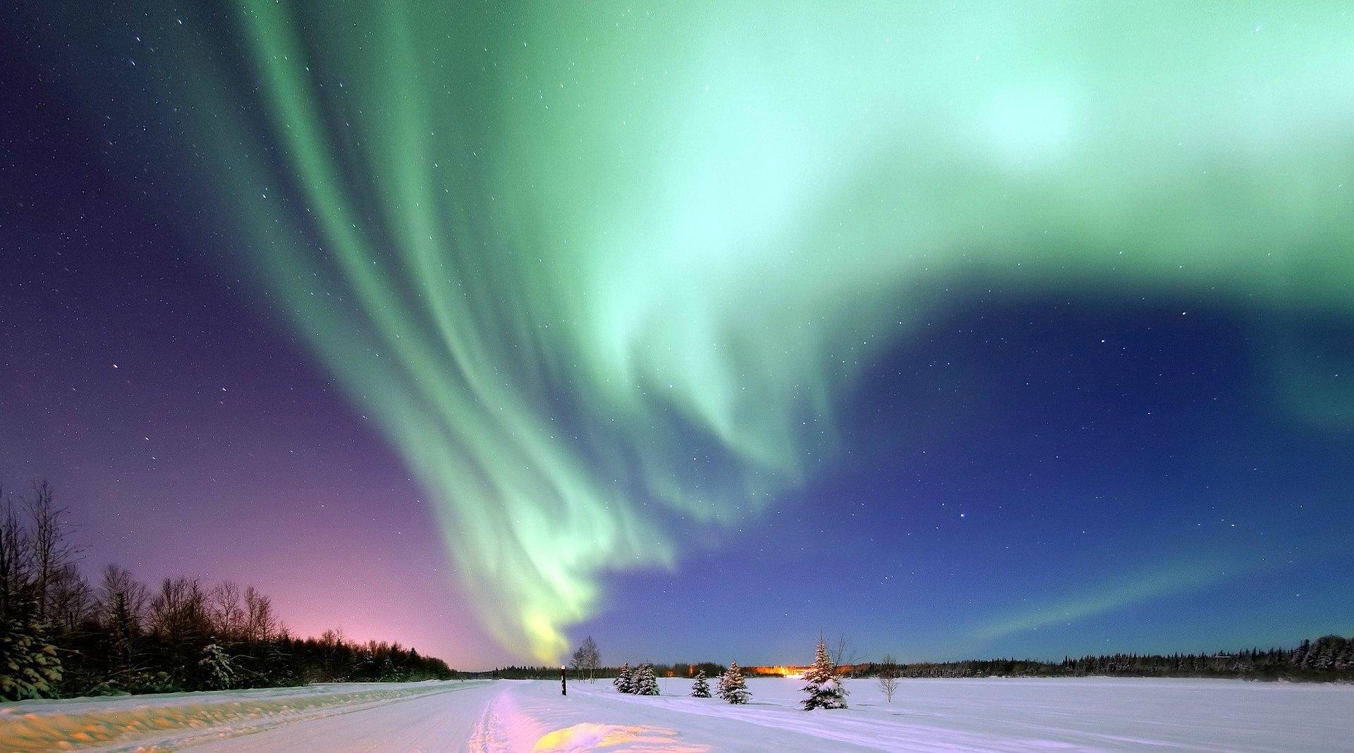 aurora boreal- Panda Viatges