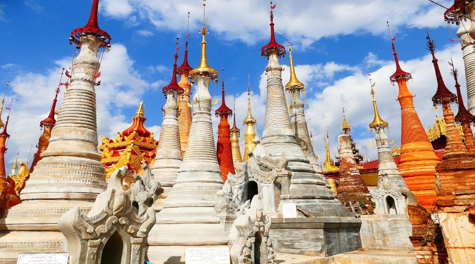birmania- Panda Viatges