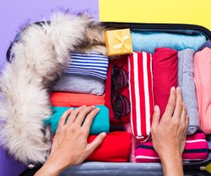 Organitzar maleta viatge